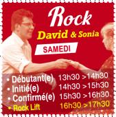 Cours de ROCK au Rocking Club 91 - association multi danses basée à Yerres (91)