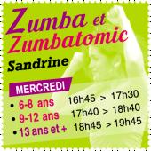 ZUMBA ZUMBATOMIC danses au Rocking Club 91 Yerres (91)