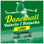 DANCEHALL au Rocking Club 91 - association multi danses basée à Yerres (91)