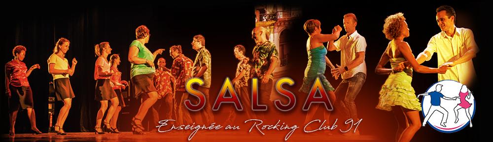 Salsa au Rocking Club 91 www.rockingclub91.com 91330 YERRES