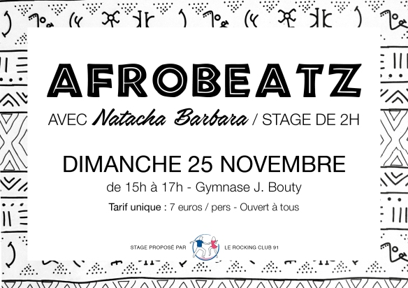 Afrobeatz au Rocking Club 91