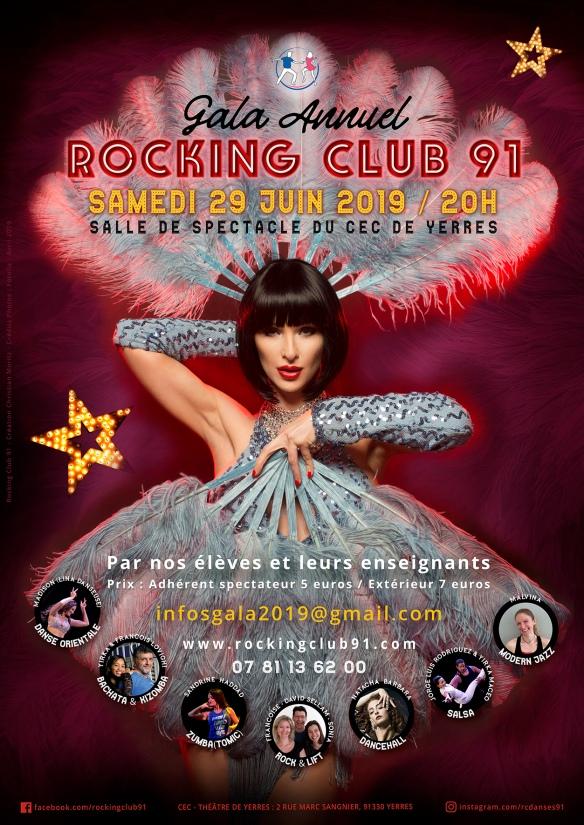 Gala du Rocking Club 91